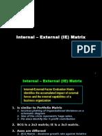 1. IE GE Matrix Grand Strategy