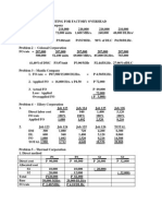 Cost Accounting Chapter 7