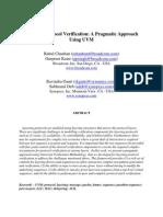 Layering Protocol Verif