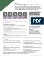Treueprogramm Flyer (LRP) - (German) Europe 7763