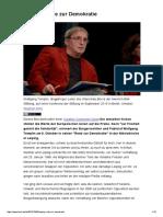 2015-10-09 Wolfgang Templin - Leipziger Rede zur Demokratie