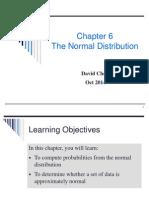 L6 Normal Distribution