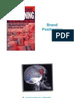 Brand Positioning 1