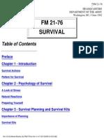 (eBook) - Survival - Us Army Fm 21-76-1 Survival, Evasion and Escape (05jun92)