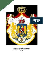 Stema României Mari