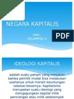 IDEOLOGI KAPITALIS