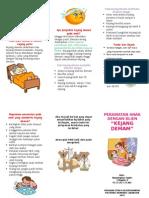 Leaflet Kejang Demam Fix