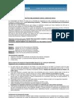 Instructivo ado Con El Curso de Cisco 2009