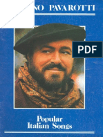 Popular Italian Songs - Luciano Pavarotti