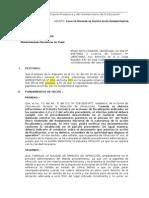 Impugnación de Papeleta de Transito.doc