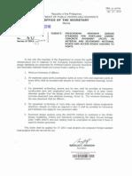 PCCP Minimum Standard