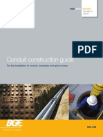 Conduit Booklet