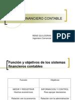 Sistema Financiero Contable Unidad II