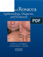 Acne and Rosacea - Goldberg, David J, Berlin, Alexander