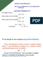 2 Potenţiale termodinamice