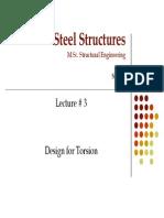 M.sc. Steel 03 Prof. Zahid Siddiqi