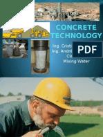 Concrete Class 06b Water
