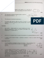 JEE CurrentElectricityQuestions