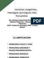Patologias Quirúrgicas Más Frecuentes