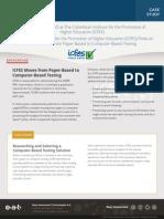 ICFES Case Study