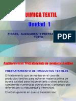 Auxiliares Pretratamiento Productos Textiles