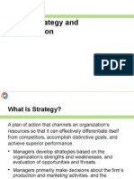 Strategy and Structure of International Business