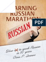 Learning Russian Marathon – How to Speak Russian in 10 Years_nodrm