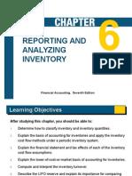 Inventory analysis