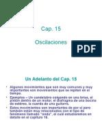 Cap 15 Oscilaciones