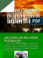 Recursos-Naturales- powerpoint