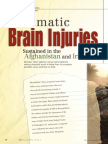 Traumatic Brain Injuries Sustained in the.19