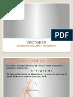 vectores 2D
