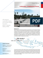 Indonesia - Grid Stability