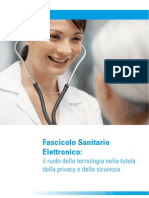 Fascicolo Sanitario Elettronico-sintetico