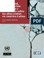 Desigualdad en America latina