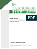 ECMDS 5.0 Design Manual