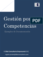 Gestion Competencias