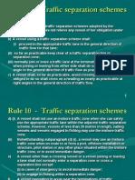 Rule 10 - Traffic Separation Schemes