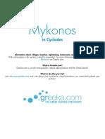 Mykonos Simple