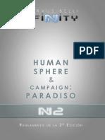 ESP HumanSphere Paradiso