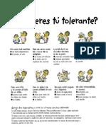 Tolerancia en Imagenes