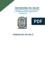 Ondas en Un Hilo Reporte
