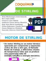 Motor de Stirling