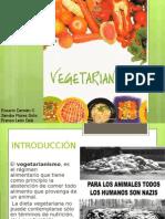 La Dieta Vegetariana