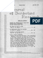 Journal of Borderland Research 1972_01
