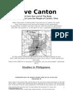 Love Canton Study Guide