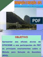 Videoaula Nr 07 CP ECEME