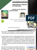 2. Componentes de Una Aplicacion Interfaz de Usuario