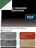 Consumer Healthcare