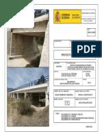 Proyecto de Reparación Del Puente de Los Cobos Sobre El Río Adaja en La N-502 y Puente Sobre El Arroyo de Los Diezgos en La N-403. Carretera. N-502 de Ávila a Córdoba y N-403 de Toledo a Ávila,